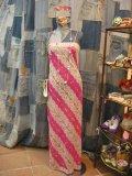 Vintageエミリオプッチ キャミドレス(ピンク)