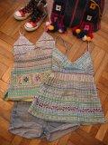 モン族 刺繍キャミ(2desigh)