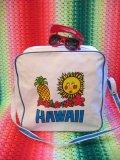 HAWAII トラベルBAG (ホワイト)