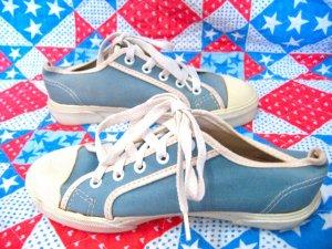 画像3: Made in U.S.A   VANS    スニーカー (サックス)