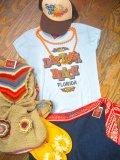 USED  DAYTONA  BEACH  Tシャツ (サックス)