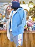 ★★20%OFF★★ 「SOLリメイク」Levi's パッチワーク コーデュロイショーツ W32(ライトグレー)