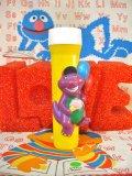 ★★★SALE★★★ 80's  Vintage 「Barney」 風船でゆら〜り  ハンドライト(イエロー×グレープ)