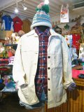 60's U.S.A 「Miss Levi's」 3Pocket  デニム JKT  (ホワイト)