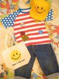 ★★★SALE★★★ 70'sモチーフ アメリカン Tシャツ (T80/T90)
