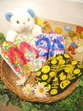 【Kid's】 HAPPY ビーチサンダル (3design)