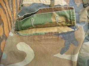 画像4: 「SOLリメイク」 ベトナム軍 カモフラショーツ W31