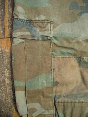 画像3: 「SOLリメイク」 ベトナム軍 カモフラショーツ W31