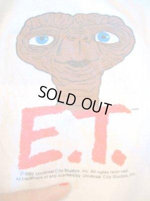 画像3: OLD E.T  ラグラン スウェット  (T100/ネイビー×レッド)