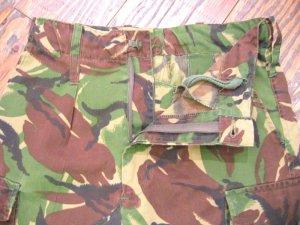 画像4: イギリス軍 カモフラージュ   スカート  W28 (迷彩)