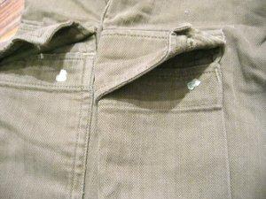 画像4: U.S  ARMY ミリタリー  スカート   W30 (カーキ)