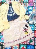 ★★★SALE★★★ USED Levi's コーデュロイスカート W29  (ベージュ)