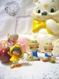 「Strawberry Shortcake」 Vintage  PVC フィギュア (4Design)
