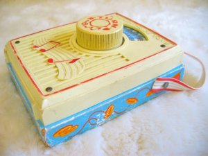 画像4: 50's〜60's  Vintage 「FISHER PRICE」 オルゴール