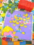 70's 「Peter Max」Air Pillow (SKY WALKER)