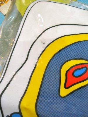 画像3: 70's 「Peter Max」Air Pillow (Human Butterfly)