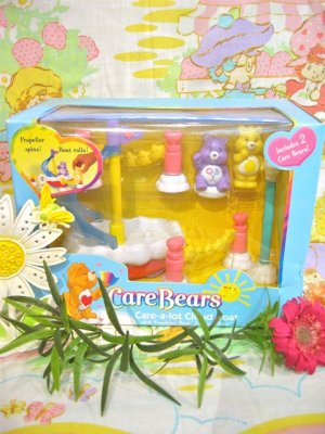 画像1: Dead Stock 「Care Bear」Cloud Boat TOY