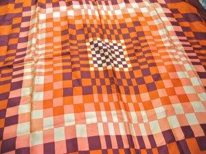 画像3: 70's 「PierrCardin」 Vintage スカーフ (オレンジ)