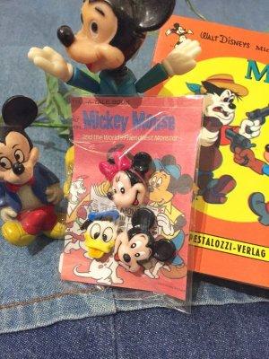 画像1: Mickey  FACE   3P  ボタンセット