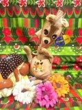 ★★★20%OFF★★★70's 「DREM PETS」カンガルー親子ぬいぐるみ(ベージュ)