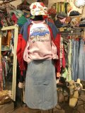 50's Vintage denim skirt W29