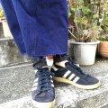 """France「adidas」 """"CAMPUS""""  (ネイビー)"""