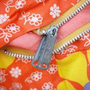 画像4: 70'sVintage Sleeping Bag (retro flower)