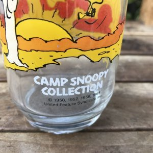 画像3: Vintage McDonald's「PEANUTS」Camp Glass