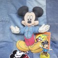 60`sVintage「Mickey」Pillow Doll