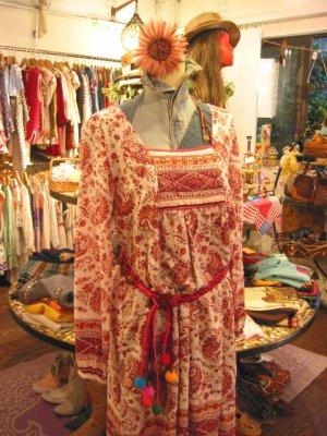 画像1: ★★★SALE★★★ カラフルポンポン 編みヒモ飾りベルト