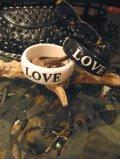 LOVE LOVE バングル (2color)