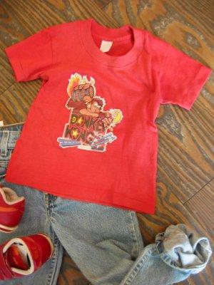 画像1: 80's Donkey Kong Tシャツ(boy's age 5~6)